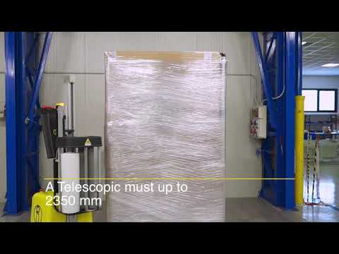 leonardo robot paletizare